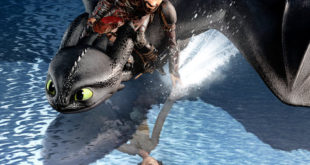 How to train your dragon 3: Hidden world